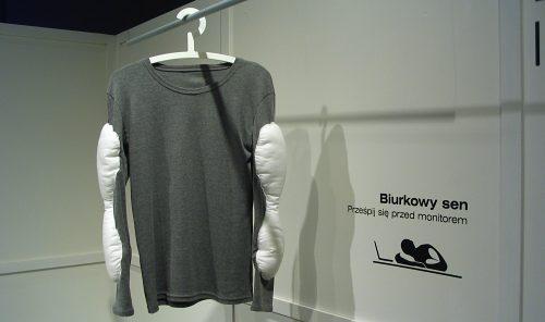 Biurkowy sen na wystawie Future Design