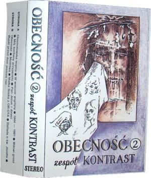 Okładka kasety Obecność