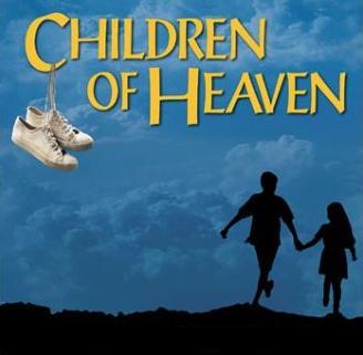 Dzieci niebios - plakat filmu