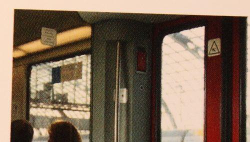 Przykład wyraźnego rastra z albumu