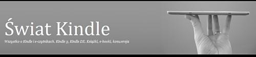 Nagłówek Świata Kindle